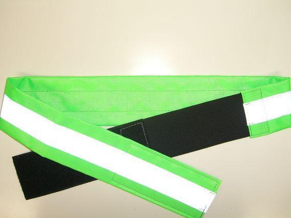 Sitzband grün