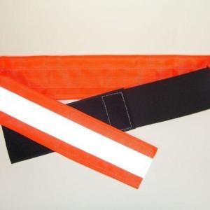 Sitzband orange