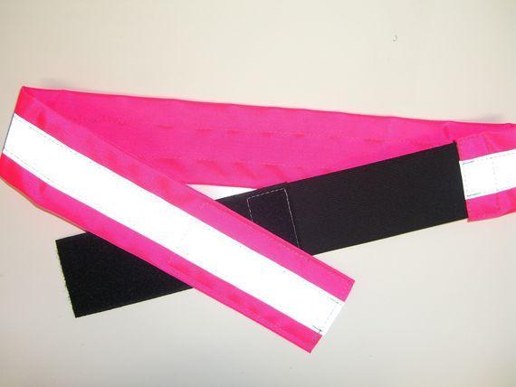 Sitzband pink
